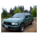 Cubreasiento Chevrolet PU LUV Doble Cab.SpeedS A La Medida.