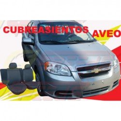 Cubreasiento Chevrolet (A) AVEO (Todos) SpeedS A La Medida.