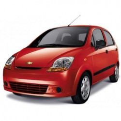 Cubreasiento Chevrolet(A)MATIZ Kit Completo SpeedS A Medida.