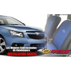Cubreasiento Chevrolet (A) CRUZE (Todos) SpeedS A La Medida.