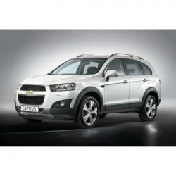 Cubreasiento Chevrolet (MV) CAPTIVA (Todos) SpeedS A Medida